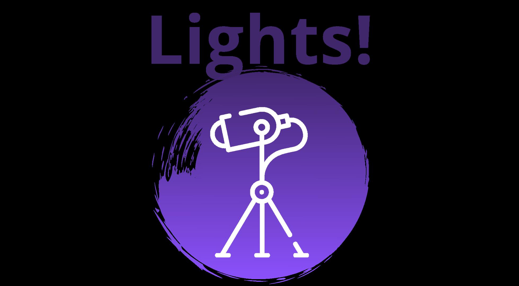 Video Marketing Mastery – LIGHTS